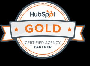 Hubspot Gold Partner Agency